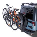 Porta Bicicletas de llanta de repuesto